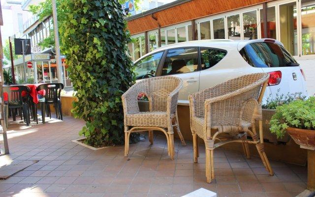 Отель Amados Италия, Римини - отзывы, цены и фото номеров - забронировать отель Amados онлайн вид на фасад