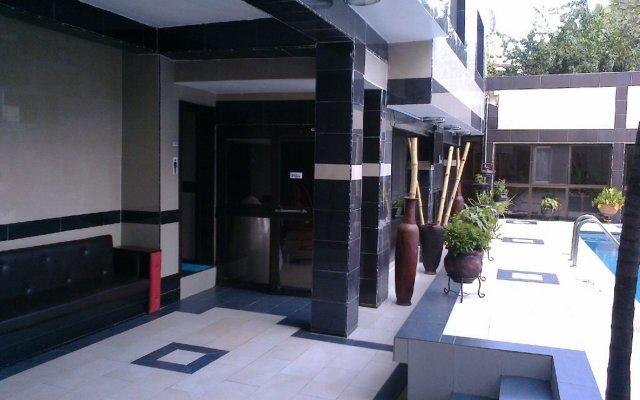Отель Primal Hotel Нигерия, Лагос - отзывы, цены и фото номеров - забронировать отель Primal Hotel онлайн вид на фасад