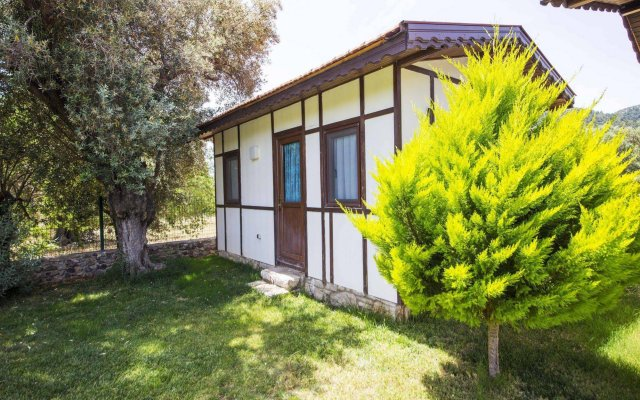 Bal Badem Bungalov Турция, Датча - отзывы, цены и фото номеров - забронировать отель Bal Badem Bungalov онлайн вид на фасад