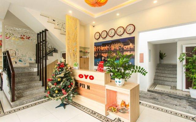 Отель Golden Palm Villa Вьетнам, Хойан - отзывы, цены и фото номеров - забронировать отель Golden Palm Villa онлайн вид на фасад