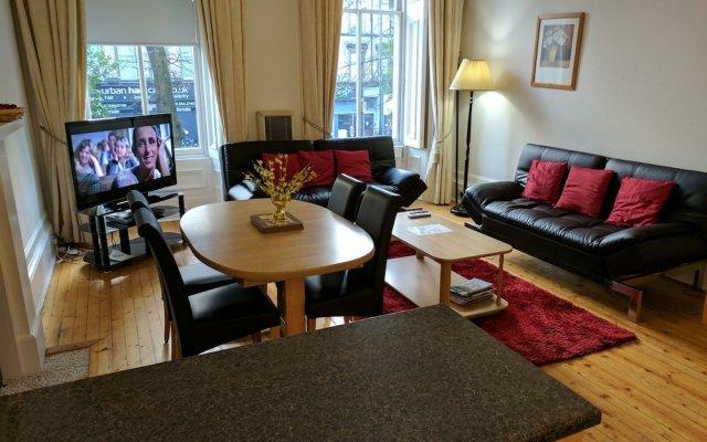 Отель Kelvin Apartments Великобритания, Глазго - отзывы, цены и фото номеров - забронировать отель Kelvin Apartments онлайн комната для гостей