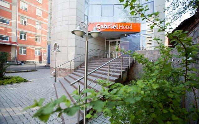 Отель Габриэль Пермь вид на фасад