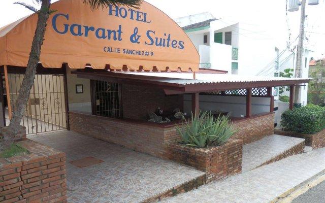 Отель Garant & Suites Бока Чика вид на фасад
