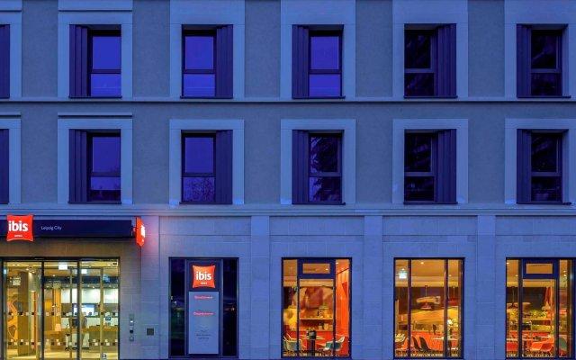 Отель ibis Leipzig City Германия, Лейпциг - отзывы, цены и фото номеров - забронировать отель ibis Leipzig City онлайн вид на фасад