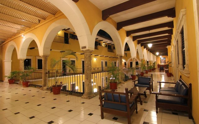 Hotel Caribe вид на фасад