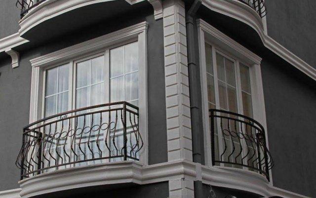 Basileus Hotel вид на фасад