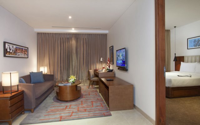 Oakwood Residence Prestige Whitefield Bangalore in Bangalore, India from 62$, photos, reviews - zenhotels.com guestroom