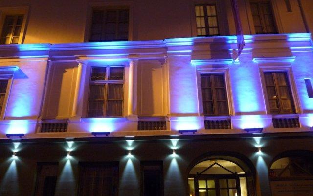 Отель Tour dAuvergne Opera вид на фасад