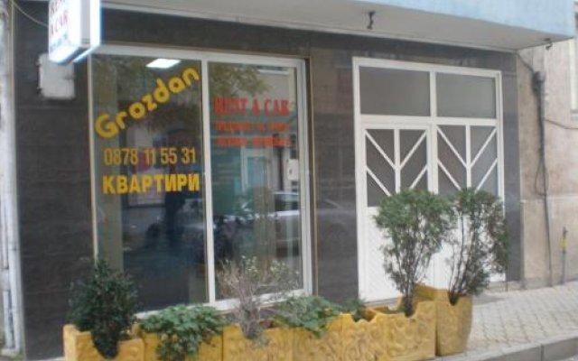 Отель Guest House Grozdan Сандански вид на фасад