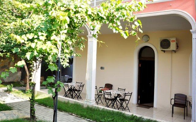 Отель Tbilisi Garden вид на фасад