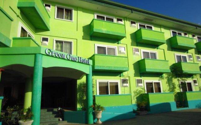 Отель Green One Hotel Филиппины, Лапу-Лапу - отзывы, цены и фото номеров - забронировать отель Green One Hotel онлайн вид на фасад