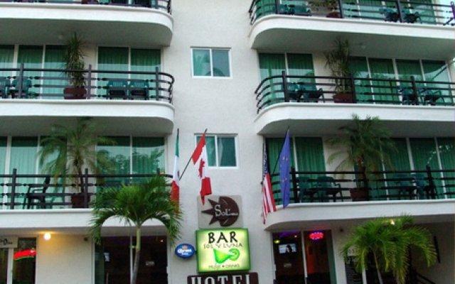 Hotel and Spa Sol y Luna вид на фасад