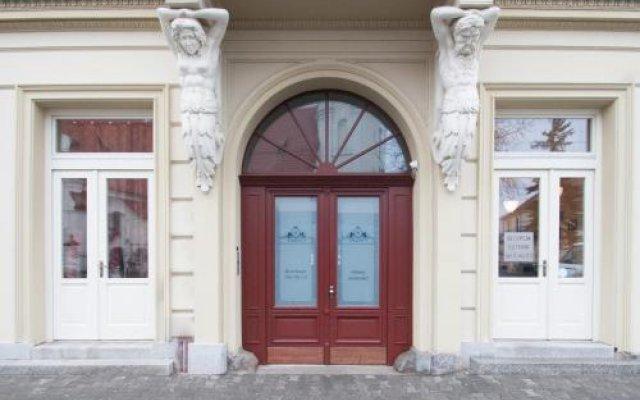Отель Vanilla Hostel Wrocław Польша, Вроцлав - отзывы, цены и фото номеров - забронировать отель Vanilla Hostel Wrocław онлайн вид на фасад