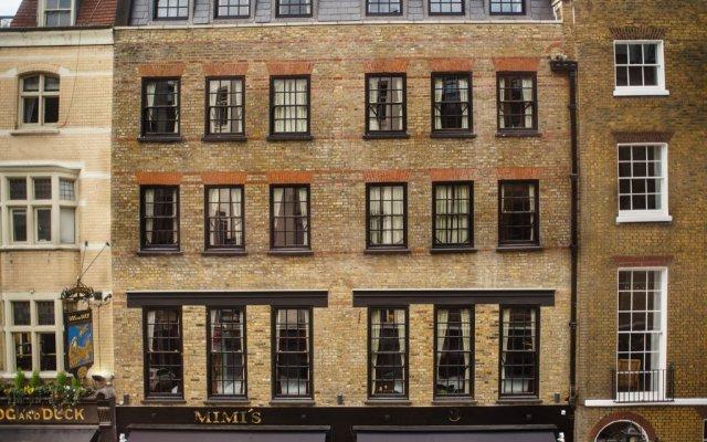 Отель Mimi's Suites Великобритания, Лондон - отзывы, цены и фото номеров - забронировать отель Mimi's Suites онлайн вид на фасад