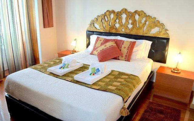 Отель Angels Guest House Понта-Делгада комната для гостей