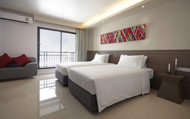 Praso @ Ratchada 12 Hotel комната для гостей