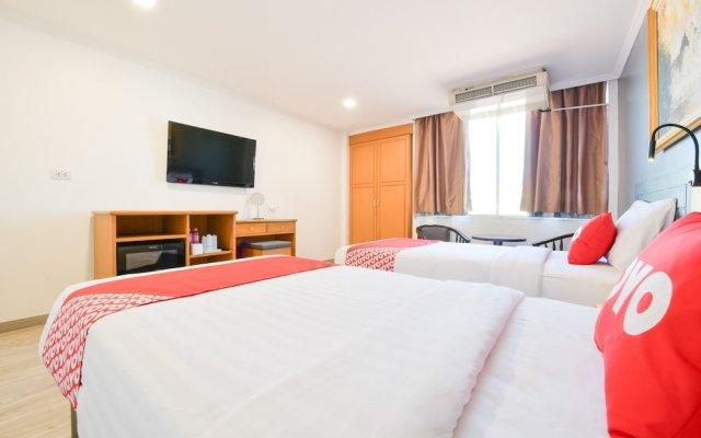 Отель OYO 589 Shangwell Mansion Pattaya Паттайя