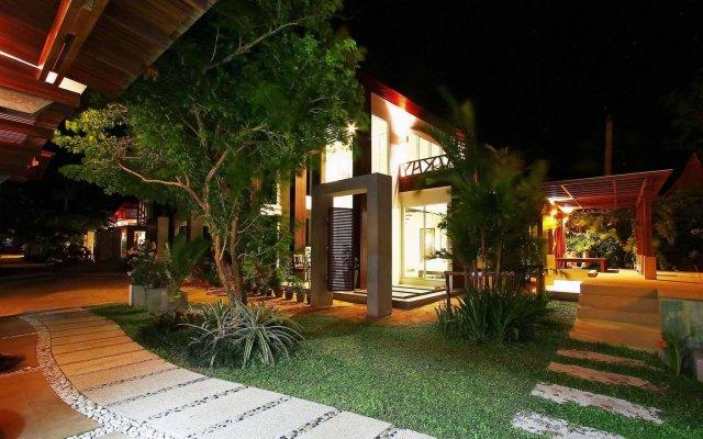 Отель Sairee Hut Resort вид на фасад