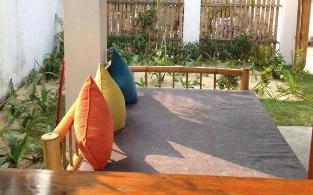 Отель An Bang Beach Hideaway Homestay Вьетнам, Хойан - отзывы, цены и фото номеров - забронировать отель An Bang Beach Hideaway Homestay онлайн вид на фасад