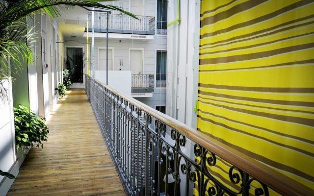 Отель Atrium Fashion Hotel Венгрия, Будапешт - 4 отзыва об отеле, цены и фото номеров - забронировать отель Atrium Fashion Hotel онлайн вид на фасад