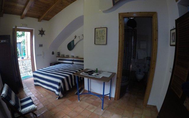 Отель La Zagara Минори комната для гостей