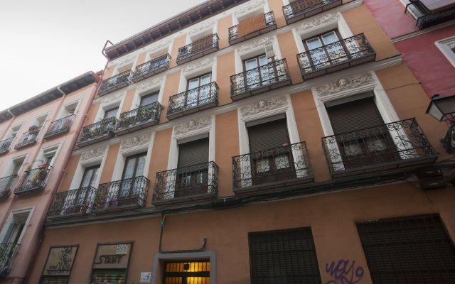 Отель Beautiful Penthouse For 2 people Испания, Мадрид - отзывы, цены и фото номеров - забронировать отель Beautiful Penthouse For 2 people онлайн вид на фасад