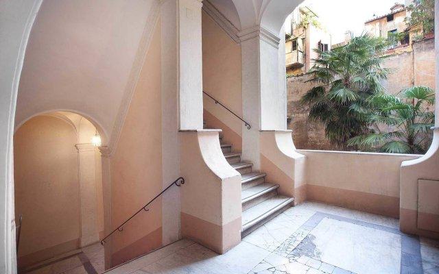 Отель Pantheon Inn Италия, Рим - 1 отзыв об отеле, цены и фото номеров - забронировать отель Pantheon Inn онлайн вид на фасад