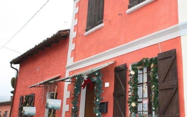 Отель B&B La Collinese Италия, Сан-Мартино-Сиккомарио - отзывы, цены и фото номеров - забронировать отель B&B La Collinese онлайн вид на фасад