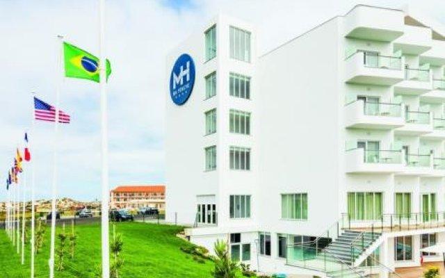 Отель Praia Norte вид на фасад