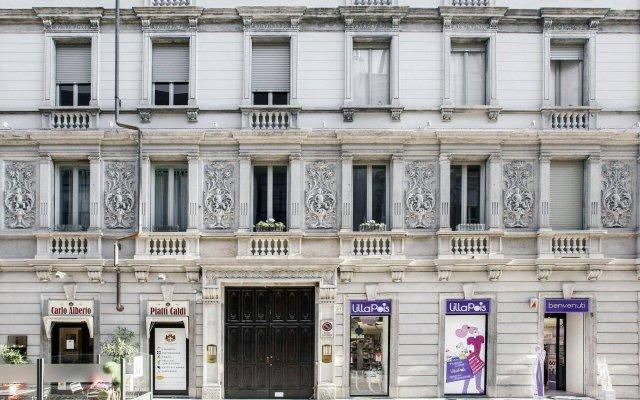 Апартаменты Torino Suite вид на фасад