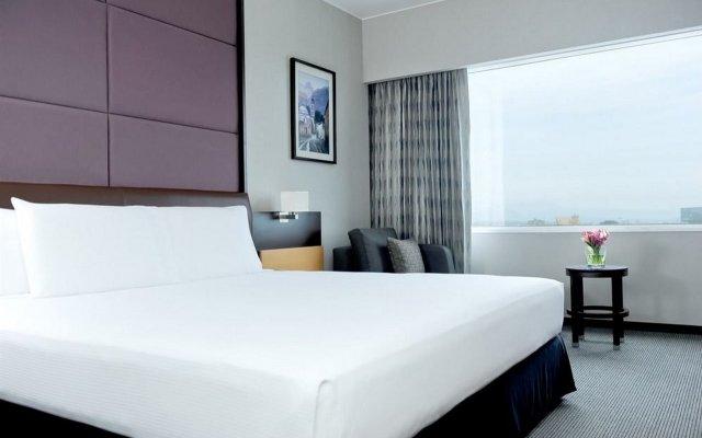 Отель Hyatt Regency Mexico City Мехико комната для гостей