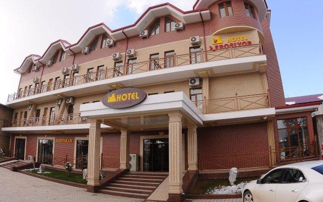 Hotel Afrosiyob