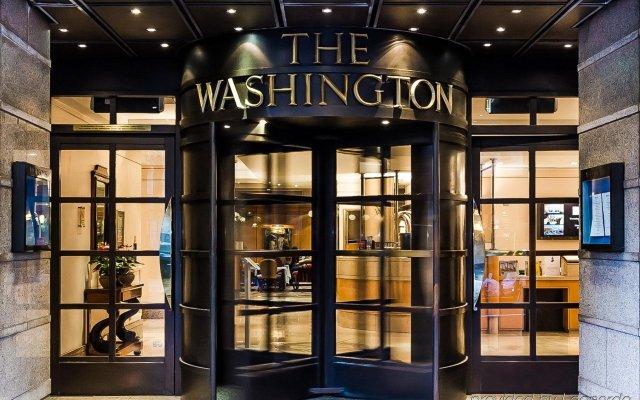 Отель Washington Mayfair Hotel Великобритания, Лондон - отзывы, цены и фото номеров - забронировать отель Washington Mayfair Hotel онлайн вид на фасад