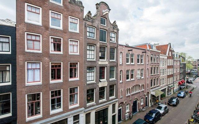Отель Cityden Centre Serviced Apartments Нидерланды, Амстердам - отзывы, цены и фото номеров - забронировать отель Cityden Centre Serviced Apartments онлайн вид на фасад