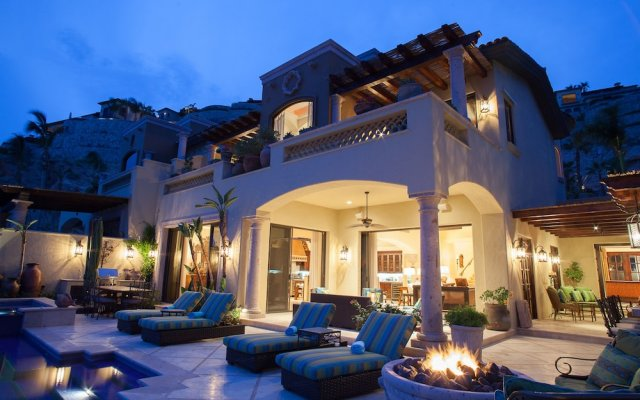 Отель Villas del Mar Terraza 372 Мексика, Сан-Хосе-дель-Кабо - отзывы, цены и фото номеров - забронировать отель Villas del Mar Terraza 372 онлайн вид на фасад
