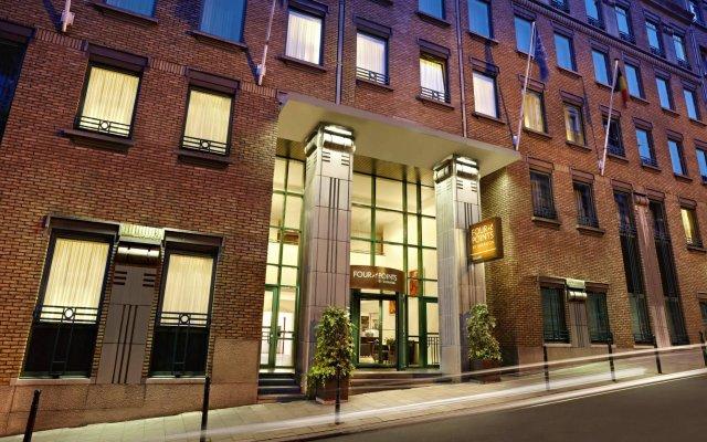 Qbic Brussels Hotel
