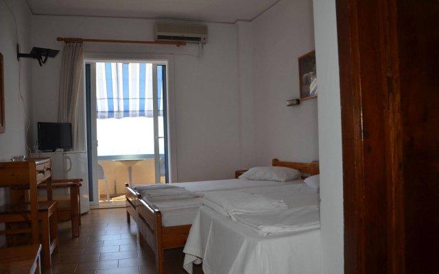 Отель Sandy Beach комната для гостей