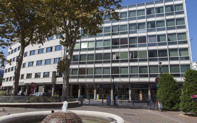 Апартаменты Residenze Venezia Apartments вид на фасад