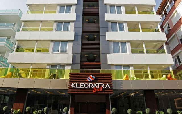 Kleopatra Suit Hotel Турция, Аланья - 2 отзыва об отеле, цены и фото номеров - забронировать отель Kleopatra Suit Hotel - Adults Only онлайн вид на фасад