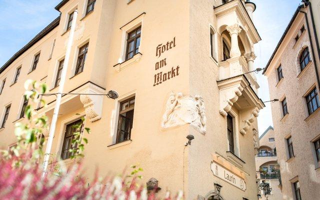Отель Am Markt Германия, Мюнхен - отзывы, цены и фото номеров - забронировать отель Am Markt онлайн вид на фасад