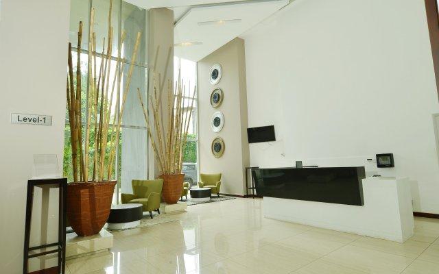 Отель Luxury Resort Apartment with Spectacular View Шри-Ланка, Коломбо - отзывы, цены и фото номеров - забронировать отель Luxury Resort Apartment with Spectacular View онлайн интерьер отеля