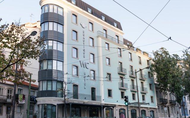 Отель WC by The Beautique Hotels вид на фасад