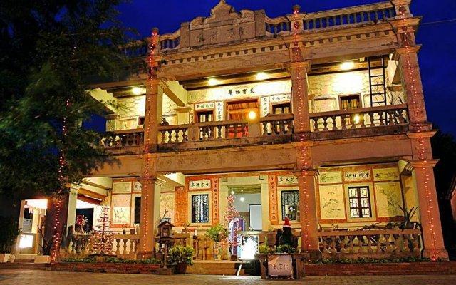 Отель Kinmen The Old House Homestay Китай, Сямынь - отзывы, цены и фото номеров - забронировать отель Kinmen The Old House Homestay онлайн вид на фасад