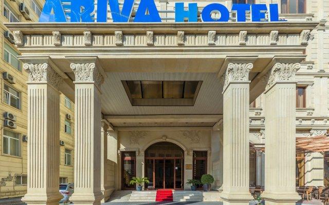 Отель Ariva Азербайджан, Баку - отзывы, цены и фото номеров - забронировать отель Ariva онлайн вид на фасад
