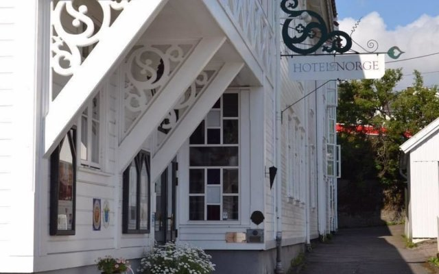 Hotel Norge Lillesand