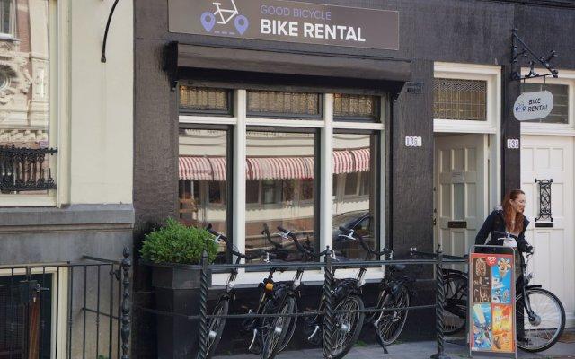 Отель Nes Нидерланды, Амстердам - отзывы, цены и фото номеров - забронировать отель Nes онлайн вид на фасад