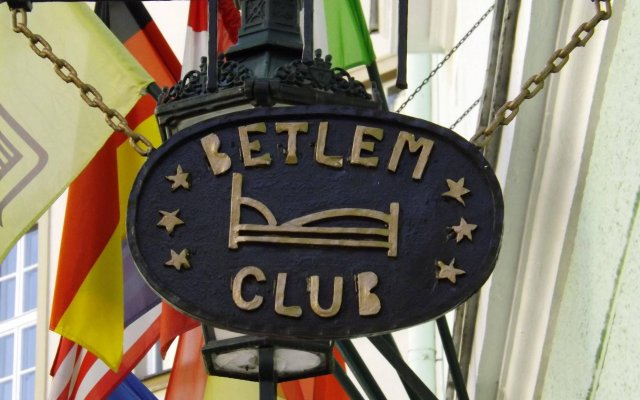 Betlem Club Hotel вид на фасад