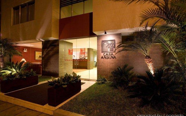 Casa Andina Standard Miraflores Centro in Lima, Peru from 62$, photos, reviews - zenhotels.com hotel front