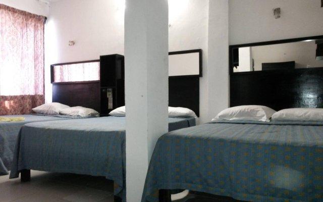 Отель Hacienda Agua Azul Мексика, Плая-дель-Кармен - отзывы, цены и фото номеров - забронировать отель Hacienda Agua Azul онлайн комната для гостей