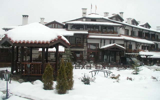 Отель Tanne Болгария, Банско - отзывы, цены и фото номеров - забронировать отель Tanne онлайн вид на фасад